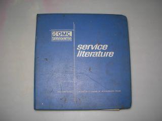 1964 1966 OMC Johnson,Evenrude Outboard Motors Master Parts Manual