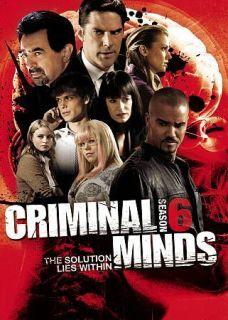 Criminal Minds Seasons 1 5 (DVD, 2010, 30 Disc Set)
