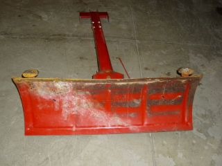 Snapper Riding Mower 2000 GX Part   Snow Plow Attachment   RL