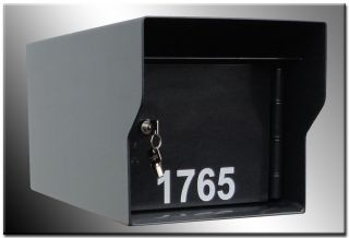 New M1LT Fort Knox Mailbox ~ 11 gauge or 1/8 thick all welded
