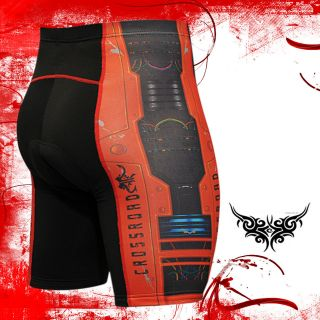 mens cyclist cycling clothing bike bicycle tight SHORTS gel padded