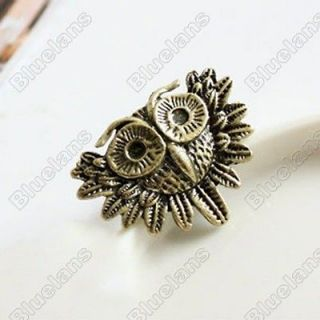 owl stretch ring in Rings