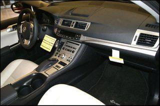 Taurus 00 09 Interior Brushed Aluminum Dashboard Dash Kit Trim Parts