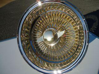 dayton wire wheels in Wheels, Tires & Parts