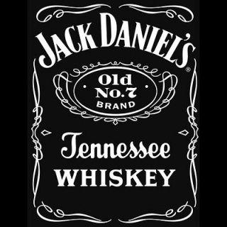 Mens Adult Jack Daniels T Shirt S,M,L,XL Rock Party Beer Cowboy