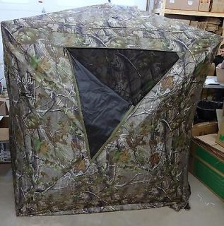 Style Hunting Blind Easy Setup Realtree APGHD Fall Archery Deer Blind