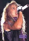 POISON DEF LEPPARD Double 4 PAGE POSTER 80s Bret Michaels