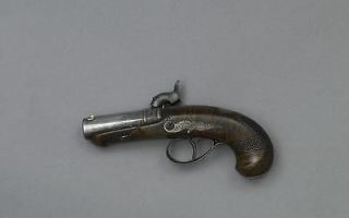 Derringer gun John Wilkes Booth used to kill Lincoln