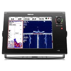 Multifunction 12 Display   US Version FISH DEPTH FINDER GPS COMBO