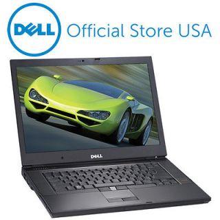 Dell Latitude E6500 Laptop 2.66 GHz, 4 GB RAM, 250 GB HDD