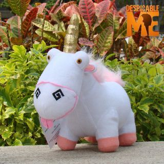 Despicable Me Character Plush Unicorn 8 Stuffed Animal Cute Doll