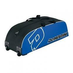NEW DEMARINI Youth Wheeled Roller Bat Bag On Wheels WTA9417   ROYAL