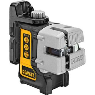DeWALT DW089K Multi Beam Laser Level
