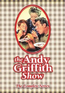 The Andy Griffith Show   The Complete Series (DVD, 2007, 40 Disc Set