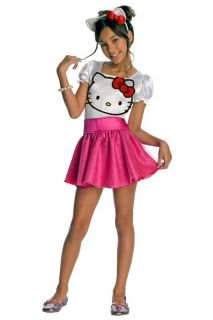 Hello Kitty Tutu Dress Child Halloween Costume 884752