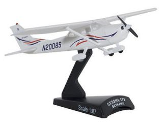 Model Power Diecast Cessna 172 Skyhawk, 5603