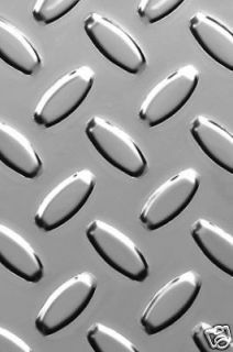 Aluminum Diamond Plate in Manufacturing & Metalworking