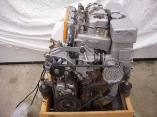 used marine diesel engine in Boat Parts