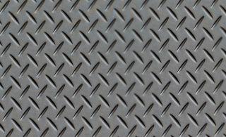 Silver Diamond Plate Water Transfer Printing Film 50CM