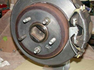 Ford Mustang+ Rear Disc Brake Adapting Parts 9 8 kit for conversion