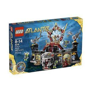 lego atlantis in Sets