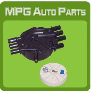 NEW DISTRIBUTOR CAP AND ROTOR KIT VORTEC CHEVY GMC OLDSMOBILE 4.3L V6