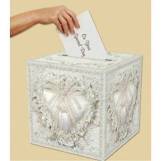 wedding card box in Card Boxes & Wishing Wells
