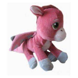 Third PINK Dronkey Soft Stuffed Plush Doll Toy mini Dragon Donkey NEW