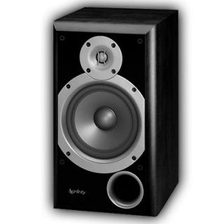 infinity bookshelf speakers in Home Speakers & Subwoofers