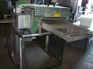 Belshaw TG 50 Thermoglaze Pre Fried Donut System Glazer