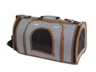 New Large Pet Carrier Dog Cat Bag Tote Purse Handbag 2WL