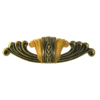 reproduction Waterfall furniture drawer pull handle 6101