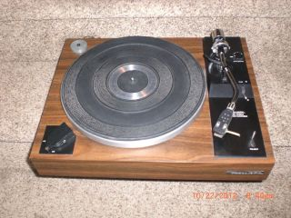 Realistic Lab 250 Belt Drive Turntable with Realistic/Shur​e R25ED