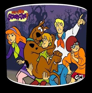 Scooby Doo Drum Lampshades Ceiling Light Pendant Table Lamps Lighting