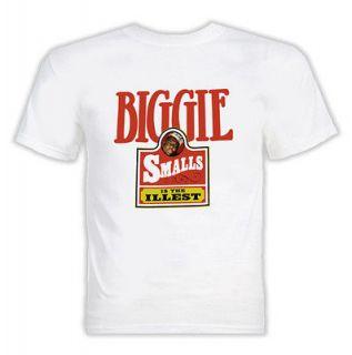 Biggie Smalls Is The Illest T Shirt