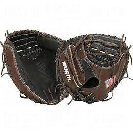 Worth LACMB 32.5 RHT Liberty Advanced Series Catchers Mitt Baseball