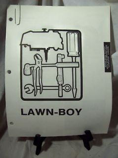 Lawn Boy Safety Features Blade,Housing,Edger Trimmer