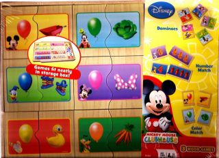mickey mouse clubhouse games in Toys & Hobbies