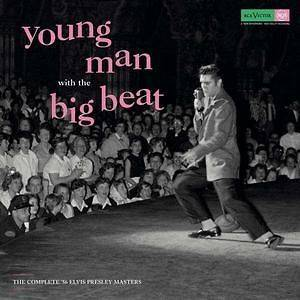 Elvis Presley Young Man With The Big Beat 5 Discs CD Box Set Brand New