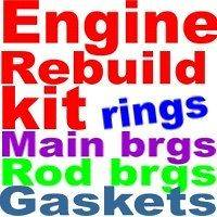 Engine Rebuild Kits in Engine Rebuilding Kits