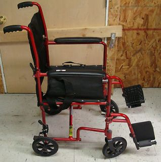 Everest & Jennings Model EJ782 1 Folding Wheelchair LOCAL PICK UP ONLY