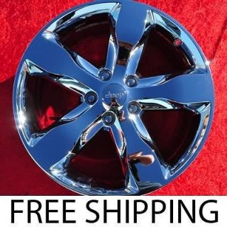 of 4 New 20 Jeep Grand Cherokee OEM Chrome Wheels Rims EXCHANGE 9107