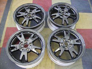 prius corolla 15x6 factory oem alloy 5 lug wheels rims 4 oem rim