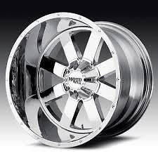 Moto Metal 962 18x10 Chrome Wheels