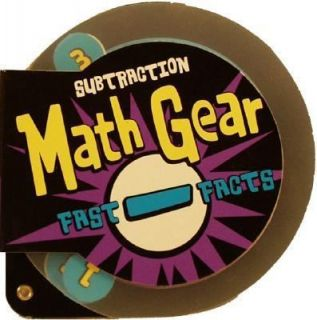 NEW   Math Gear Fast Facts   Subtraction
