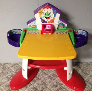 Fisher Price Fun 2 Learn Preschool Learning Center ABC Shapes Piano