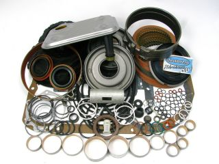 GM 4L80E Alto Red Eagle and Kolene Transmission Deluxe Rebuild Kit