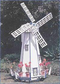... Garden Windmill PLANS ( Large ), Yard, Lawn, Garden S ...