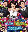 Hum Tum Shabana   Bollywood Movie DVD Sanjay Mishra, Satish Kaushik