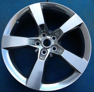 Oem 2012 Chevrolet Camaro Rims Factory Wheels ...